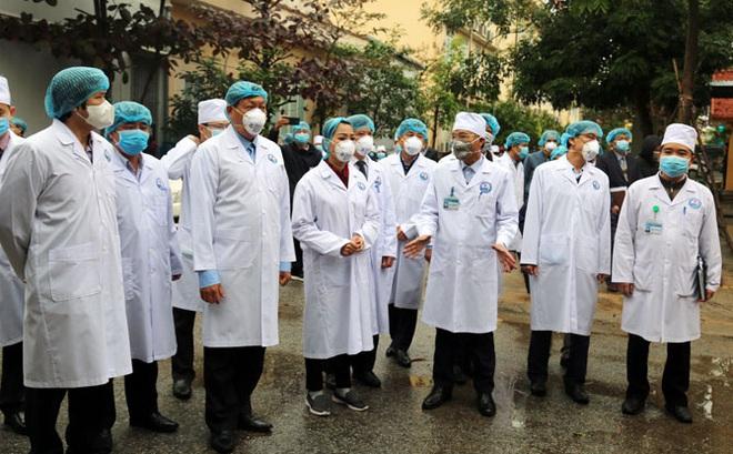 7 người dương tính với virus Corona, Vĩnh Phúc sử dụng 2 cơ sở làm bệnh viện dã chiến