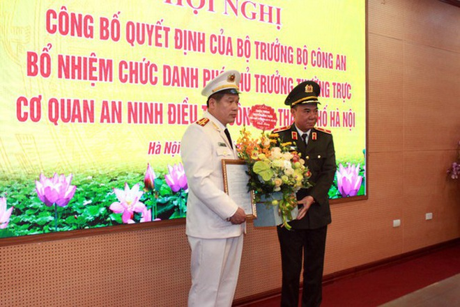 Bộ Quốc phòng, Công an bổ nhiệm nhân sự mới - Ảnh 1.