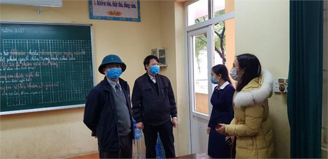 Lịch trình di chuyển của nữ sinh Vĩnh Phúc nhiễm virus Corona do tiếp xúc với chị gái về từ Vũ Hán - Ảnh 1.