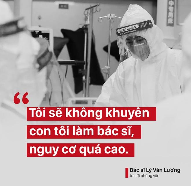 Tâm tư sau cuối của bác sĩ Lý Văn Lượng: Nếu được chọn lại, tôi vẫn sẽ lên tiếng! - Ảnh 3.