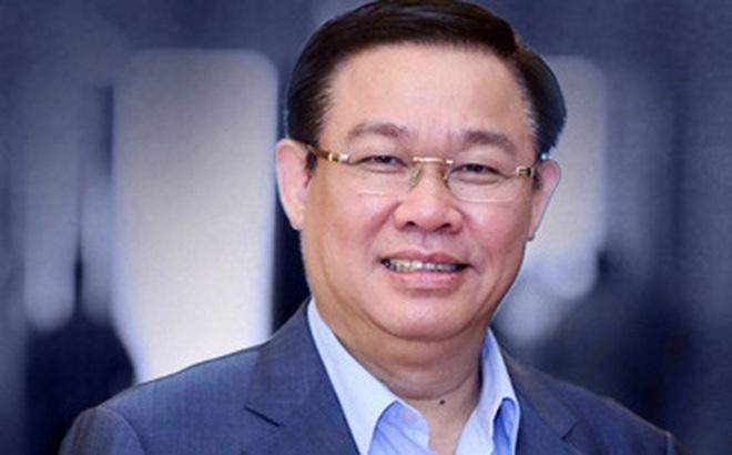 Chân dung tân Bí thư Hà Nội Vương Đình Huệ