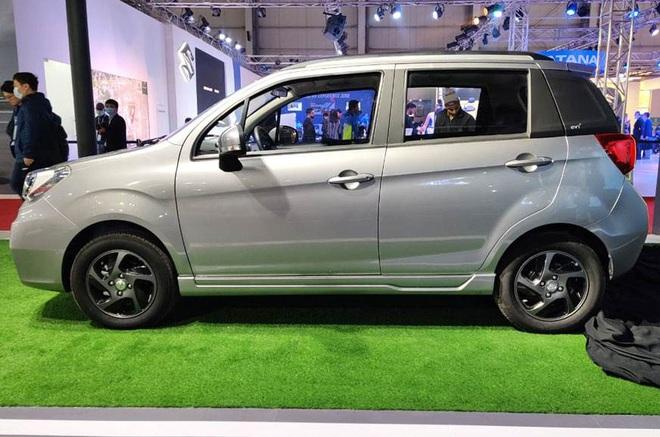 Xe ô tô điện Trung Quốc giá siêu rẻ, chạy 352km trong một lần sạc - Ảnh 1.
