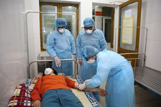 Cách ly theo dõi một du khách Trung Quốc vào xin lưu trú tại khách sạn ở Hà Tĩnh - Ảnh 1.