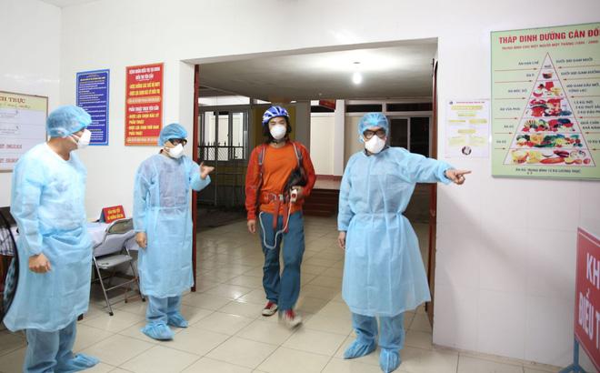 Cách ly theo dõi một du khách Trung Quốc vào xin lưu trú tại khách sạn ở Hà Tĩnh