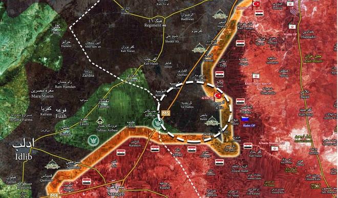 Các nhóm khủng bố ồ ạt tháo chạy, bỏ rơi hàng trăm lính Thổ sập bẫy ở Idlib? - Ảnh 1.