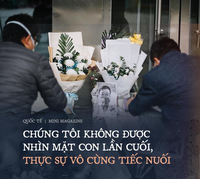 Nuối tiếc nghẹn lòng của mẹ bác sĩ Lý Văn Lượng: Không được nhìn mặt lần cuối, đến khi gặp lại, con chỉ là hũ tro tàn - Ảnh 2.