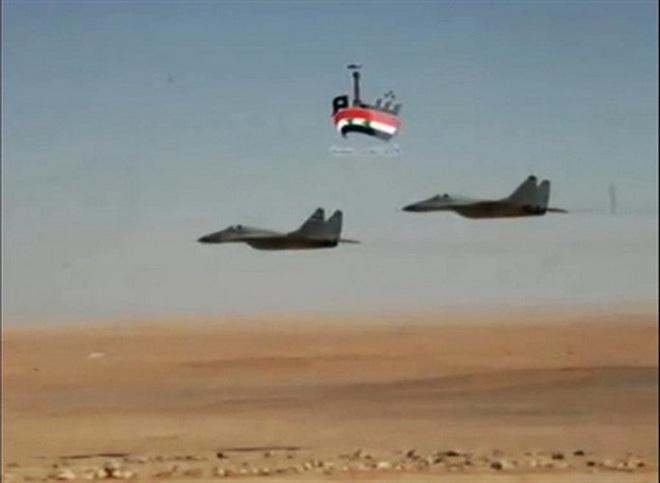 Tiêm kích mạnh nhất của Syria ở đâu khi Israel liên tục tấn công? - Ảnh 13.