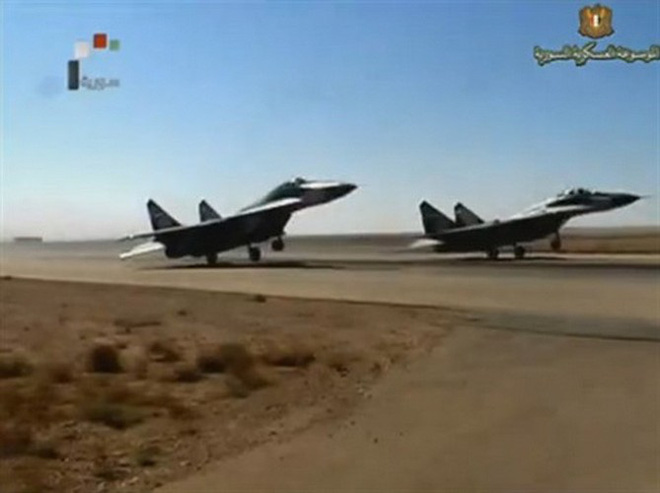 Tiêm kích mạnh nhất của Syria ở đâu khi Israel liên tục tấn công? - Ảnh 7.