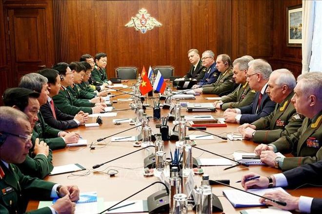 Hợp tác quốc phòng Việt - Nga vì hòa bình và ổn định ở khu vực  - Ảnh 3.
