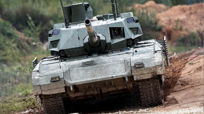 Tăng T-90M: Quả đấm thép vượt trội, QĐ Nga sẽ tiếp nhận hàng trăm chiếc - Ảnh 2.