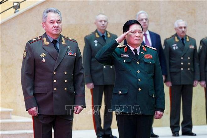 Hợp tác quốc phòng Việt - Nga vì hòa bình và ổn định ở khu vực  - Ảnh 2.
