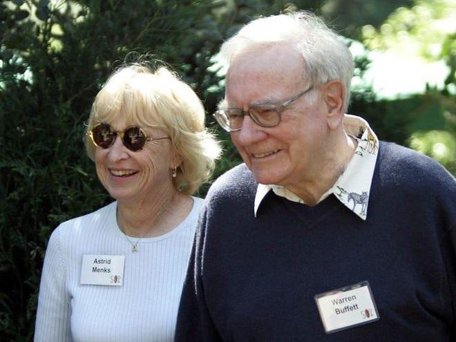 Bí mật ít biết về cuộc hôn nhân của tỷ phú Warren Buffett - Ảnh 11.