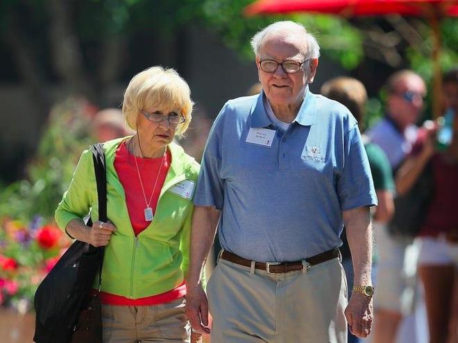 Bí mật ít biết về cuộc hôn nhân của tỷ phú Warren Buffett - Ảnh 14.