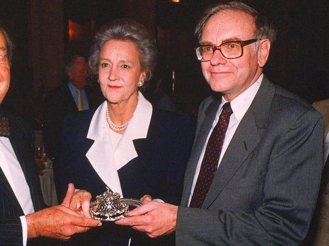 Bí mật ít biết về cuộc hôn nhân của tỷ phú Warren Buffett - Ảnh 6.