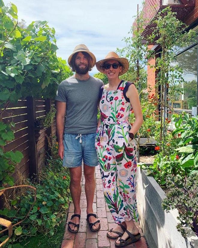 Khu vườn mùa xuân đẹp như tranh vẽ với đủ loại trái cây và rau củ của đôi vợ chồng đam mê trồng trọt - Ảnh 7.