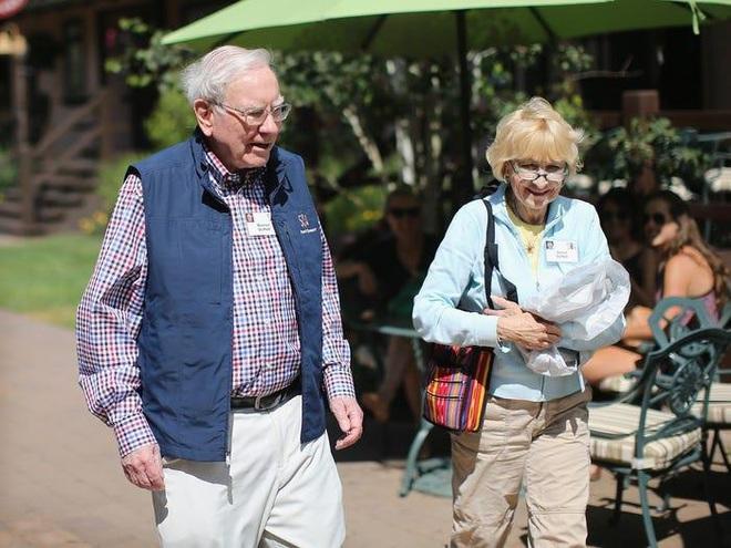 Bí mật ít biết về cuộc hôn nhân của tỷ phú Warren Buffett - Ảnh 10.