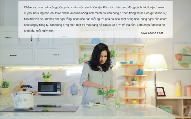 Lật tẩy bí quyết giữ gìn nhan sắc vượt thời gian của Diva Thanh Lam