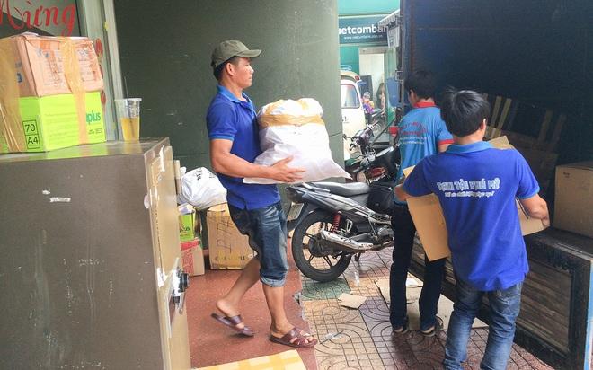 Dịch vụ chuyển nhà trọn gói giá rẻ tại TPHCM của Phú Mỹ Express
