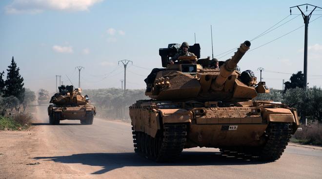 Iran ra tối hậu thư cho Thổ Nhĩ Kỳ: Rời Syria ngay lập tức hoặc sẽ bị đáp trả thích đáng! - Ảnh 1.