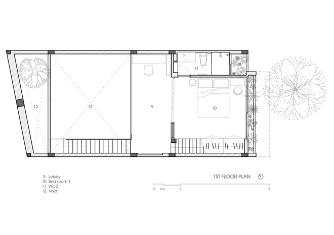 Lạ mắt với ngôi nhà được thiết kế trông như mảnh ruộng bậc thang tại Quy Nhơn - Ảnh 16.