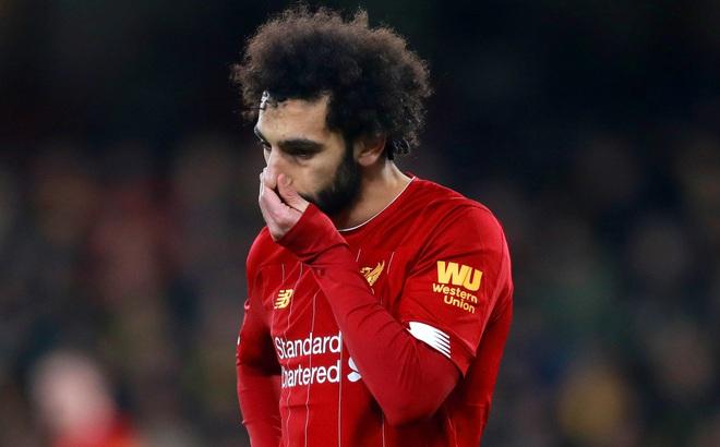 Thua sốc đội top cuối, Liverpool chính thức tan mộng giành Cúp Vàng Premier League