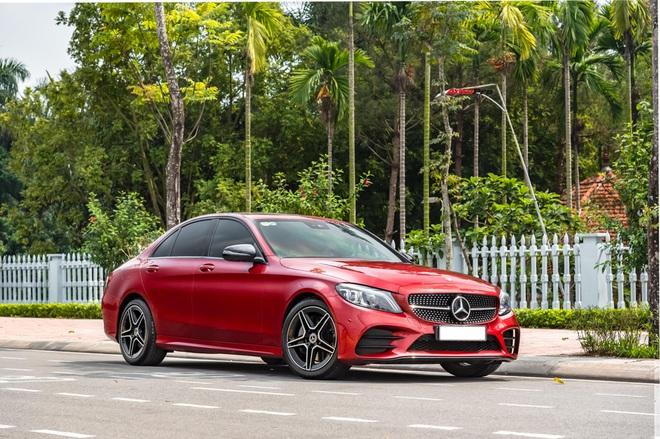 Chạy 7.000 km, đại gia Việt vẫn bán Mercedes-Benz C300 AMG ngang ngửa giá mua mới - Ảnh 9.