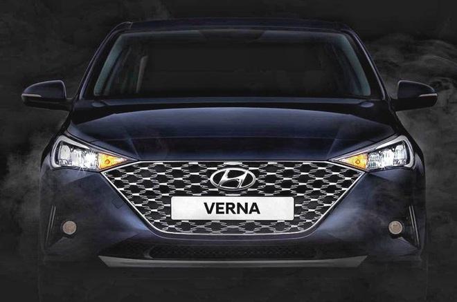 Cận cảnh chiếc Hyundai Verna giá chỉ hơn 250 triệu đồng - Ảnh 1.