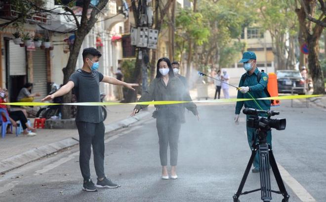 38 Ca nhiễm Covid ở Việt Nam, những ca mới là con dâu, giúp việc và nhân viên của bệnh nhân số 34