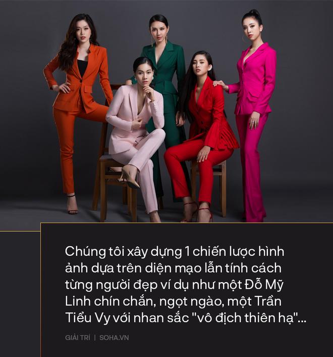 Bà trùm hoa hậu Phạm Kim Dung: Chiến lược phá rào cho Đỗ Mỹ Linh và cuộc sống với đạo diễn Hoàng Nhật Nam - Ảnh 3.