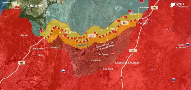 Nga nói có người nghe, đe có người sợ: Cú knock-out khiến Thổ vội đến Moscow cầu hòa - Ảnh 2.