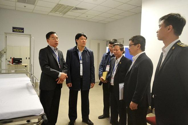 Giám đốc Sở Y tế Hà Nội nói gì về thông tin bỏ lọt giám định y tế bệnh nhân số 17? - Ảnh 1.