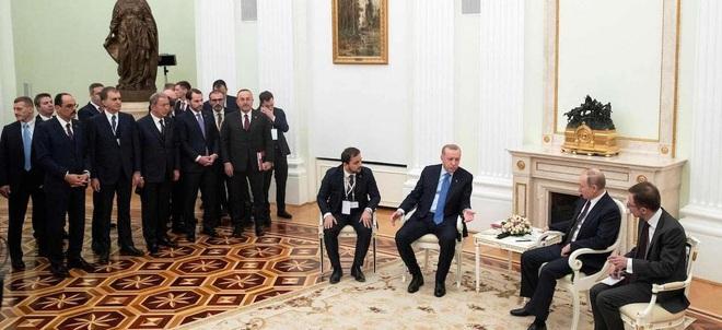 Nga nói có người nghe, đe có người sợ: Cú knock-out khiến Thổ vội đến Moscow cầu hòa - Ảnh 1.