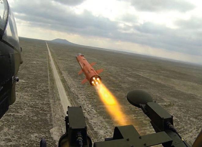 Tên lửa sát thủ L-UMTAS của Thổ Nhĩ Kỳ khiến hàng loạt khí tài Syria bốc cháy - Ảnh 12.