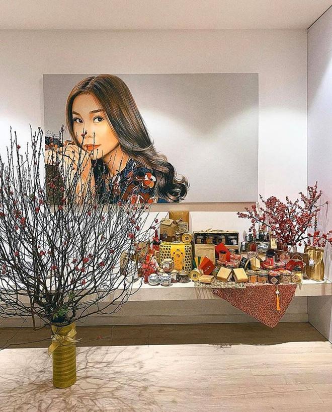Điều đặc biệt bên trong căn hộ độc thân của chị đại Thanh Hằng - Ảnh 2.