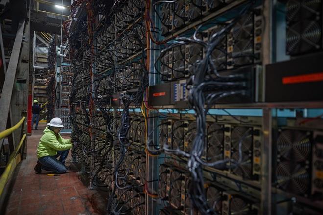 Một nhà máy điện khí xây dựng hệ thống đào bitcoin, mỗi ngày thu về 50.000 USD tiền ảo - Ảnh 4.