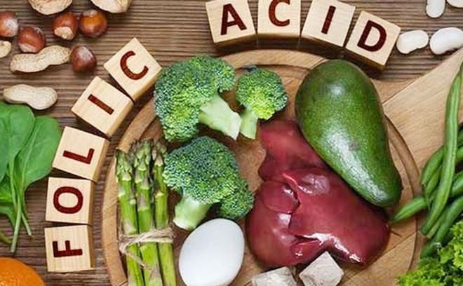 Bạn rất cần thực phẩm giàu axit folic: Hãy ăn theo lời khuyên hữu ích này