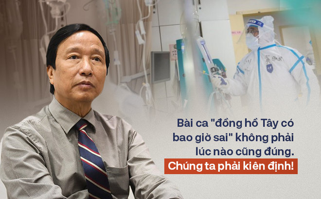 GS Nguyễn Thanh Liêm: 'Làm phẳng đỉnh nhọn' Covid-19 và kết quả tốt từ Việt Nam