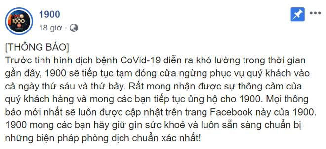 Club lớn nhất nhì Hà Nội bất ngờ đóng cửa, chưa hẹn ngày trở lại vì Covid-19 - Ảnh 1.