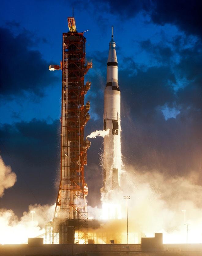 Công cụ vĩ đại của loài người: Hành trình từ vị thần khổng lồ đến tên lửa mạnh nhất hành tinh - Ảnh 1.