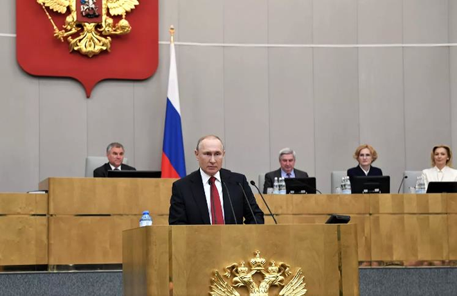 Nga thay đổi Hiến pháp: Tương lai Tổng thống Putin ra sao? - Ảnh 1.