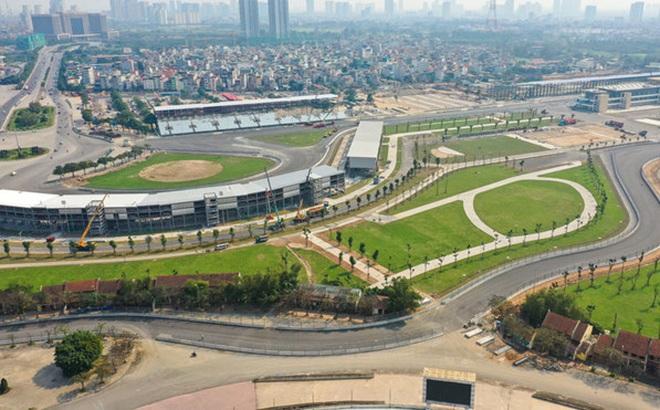 Hoãn chặng đua F1 tại Hà Nội do dịch Covid-19
