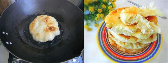 Bữa sáng có bánh rán xốp mềm ngon đến thế này thì cần gì phải ra ngoài mua đồ ăn! - Ảnh 4.