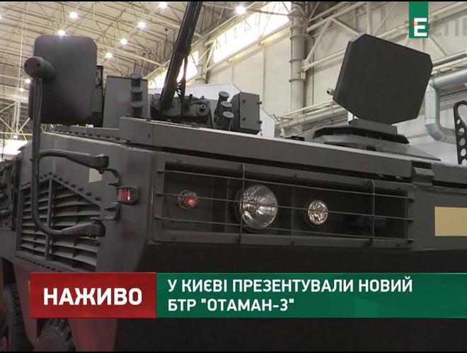 [ẢNH] Rũ bỏ thiết kế truyền thống Liên Xô, Ukraine ra mắt xe bọc thép chuẩn NATO - Ảnh 7.