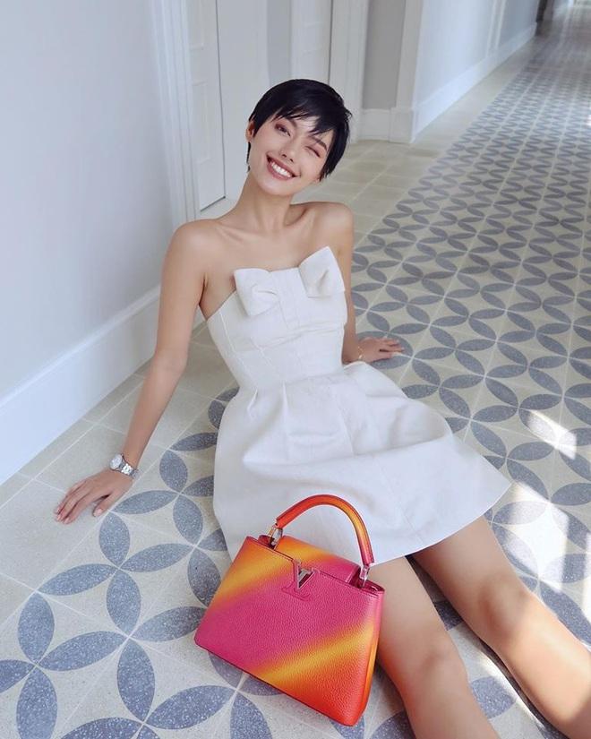 Bản sao Tâm Tít và cú lột xác đầy nóng bỏng của hot girl Khánh Linh - Ảnh 6.