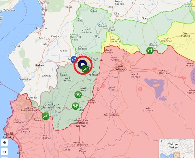 Rập rình chờ bẫy sập, Thổ Nhĩ Kỳ khiêu khích Nga động thủ - Trung Đông dậy sóng, quả bom chiến tranh sắp xì khói? - Ảnh 1.