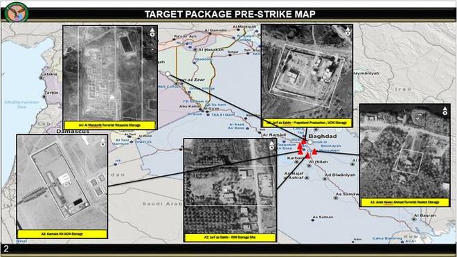 Hai tàu sân bay Mỹ đồng loạt áp sát Iran, Syria - Trung Đông dậy sóng, quả bom chiến tranh sắp xì khói? - Ảnh 1.