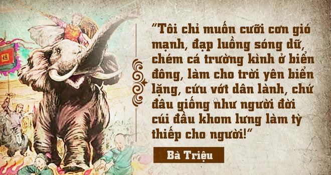 Lệ Hải Bà Vương - người khiến giặc Ngô cảm thán cầm giáo đánh hổ dễ, đối mặt Vua Bà khó - Ảnh 5.