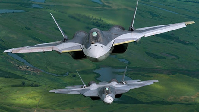 Khó khăn tài chính khiến Nga chưa thể sản xuất hàng loạt tiêm kích Su-57 - Ảnh 13.