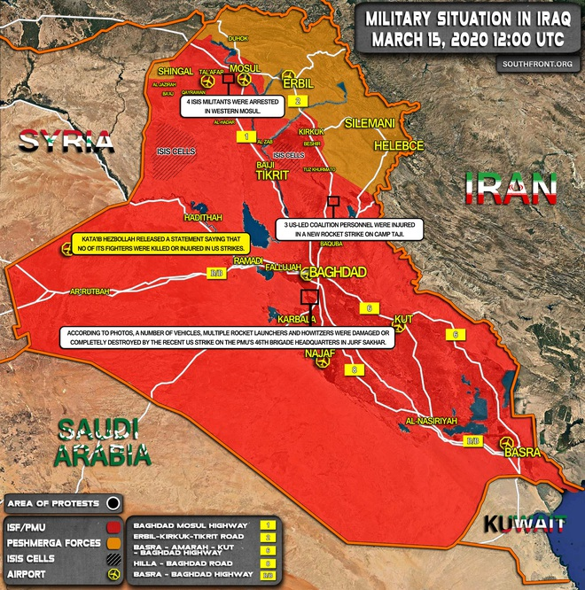 Cả gan chọc giận Mỹ, phe cánh của Iran phải trả giá đắt: Iraq cảnh báo kịch bản chiến tranh tồi tệ nhất - Ảnh 1.