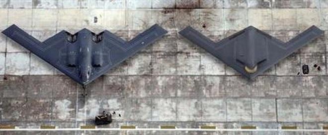 Bất ngờ lớn khi oanh tạc cơ tàng hình B-21 Raider có khả năng không chiến như tiêm kích - Ảnh 4.